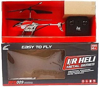 Toys Gallery Rc- Helicopter - I/R Heli Metal Series