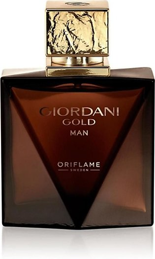 Oriflame Giordani Gold Eau De Toilette For Men 75ml (32155)