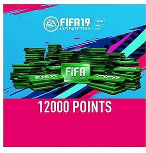 FIFA 19 12000 FIFA Points For PS4 - E-mail Delivery