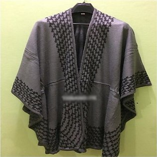 T Brand Pk Cape Shawl For Women (0002)
