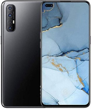Oppo Reno 3 Pro 128GB 8GB RAM Dual Sim Midnight Black