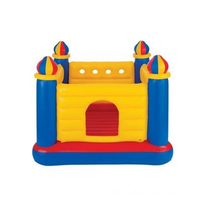 Easy Shop Jumping Castle Bouncer Yellow For Kids (0160)