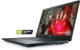 Dell G3 15 7000 Series Core i7 9th Gen 8GB 512GB SSD GTX 1660Ti Gaming Laptop (3590) With Backpack - Official Warranty