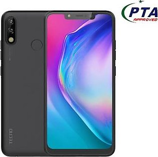 Tecno Camon i Sky 3 32GB Dual Sim Midnight Black