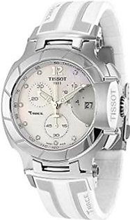 Tissot T-Racechronograph Men's Watch White (T0484171711600)