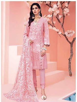 Gul Ahmed Summer Premium Collection 2020 3 Pieces (PM331)