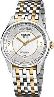 Tissot T-One Women's Watch Two-Tone (T0382072203700)