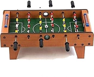 Planet X Wooden Soccer Football Game Table Small (PX-9489)