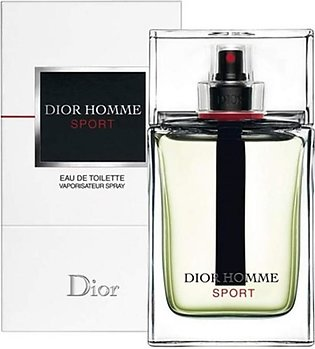 Christian Dior Dior Homme Sport Eau De Toilette For Men 125ml