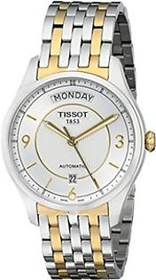 Tissot T-One Men's Watch Two-Tone (T0384302203700)