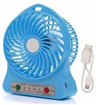 Fashion Warehouse Portable Mini Rechargeable Fan