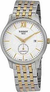 Tissot Tradition Automatic Men's Watch Two-Tone (T0634282203800)