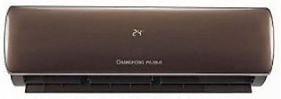 Changhong Ruba Heat And Cool DC Inverter Split Air Conditioner 1.5 Ton Brown ...