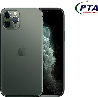 Apple iPhone 11 Pro 512GB Dual Sim Midnight Green - Official Warranty