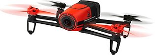 Parrot BeBop Drone Quadcopter with Skycontroller Bundle Red