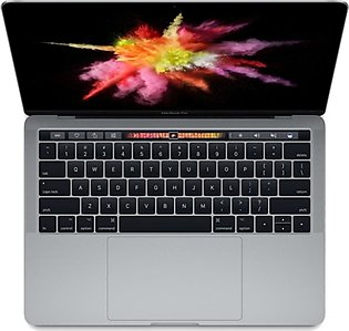 """Apple Macbook Pro 13"""" Core i5 with Touch Bar Space Gray (MPXW2)"""