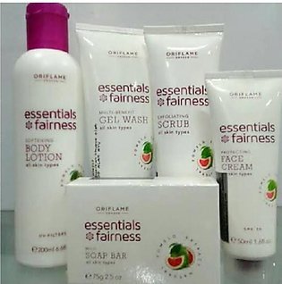 Oriflame Essentials Fairness Whitening Treatment Kit
