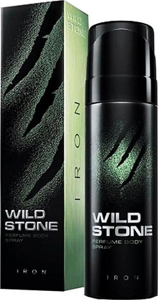 Kureshi Collections Wild Stone Iron Body Spray For Men 120ml