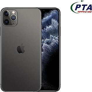 Apple iPhone 11 Pro 512GB Dual Sim Space Gray - Official Warranty