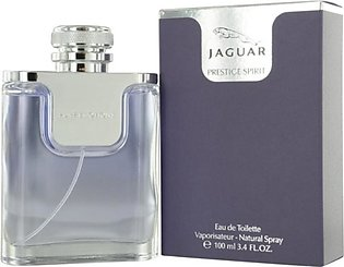 Jaguar Prestige Spirit Eau De Toilette For Men 100ml