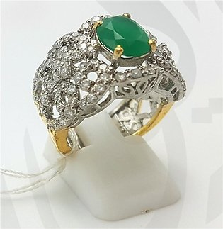 Home N You Sterling Silver Ring For Women (0043)