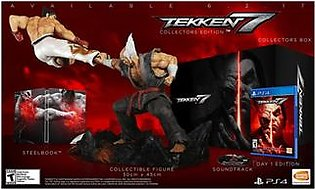 Tekken 7 Collector's Edition Game For PS4