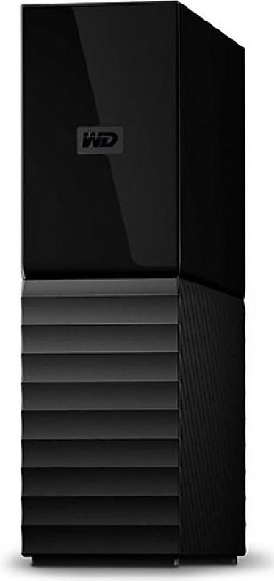 WD My Book 4TB External Hard Drive (WDBBGB0040HBK)