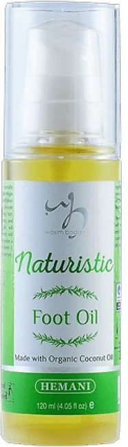 WB By Hemani Naturistic Foot Oil 120ml