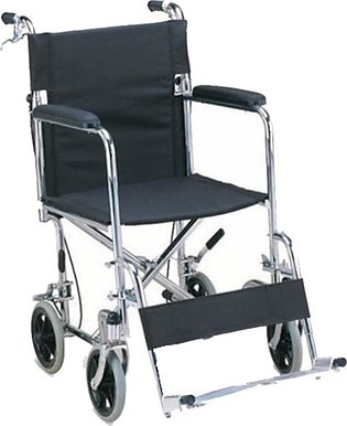 Sheikh's Store Folding Traveling Wheel Chair