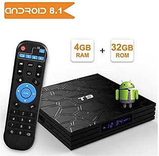 M.H Store T9 RK3328 4GB 32GB Android TV Box