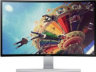 "Samsung 27"" Curved Screen LED Monitor (S27D590C)"