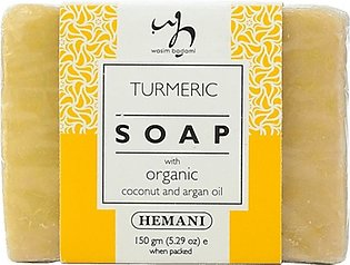 WB By Hemani Turmeric Organic Soap 150gm