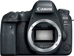 Canon EOS 6D Mark II DSLR Camera With 50mm Lens