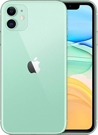 Apple iPhone 11 64GB Dual Sim Green - Non PTA Compliant