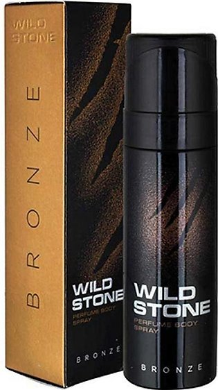 Wild Stone Bronze Body Spray For Men 120ml