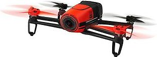 Parrot BeBop Drone Quadcopter Without Skycontroller Bundle Red