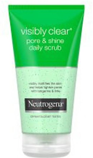 Neutrogena Visibly Clear Pore Scrub 150ml