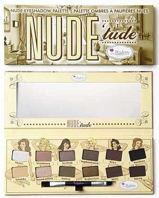 The Balm NUDE TUDE Nude Eyeshadow Palette