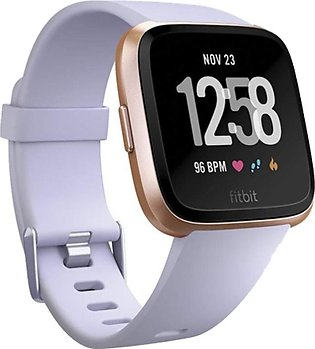 Fitbit Versa Smart Watch Rose Gold