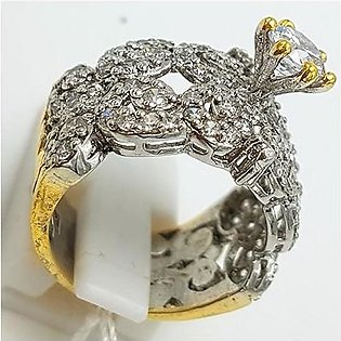 Home N You Sterling Silver Ring For Women (0033)