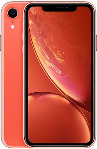 Apple iPhone XR 128GB Coral - Non PTA Compliant