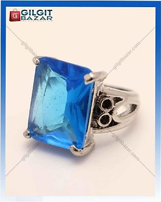 Gilgit Bazar Topaz Stone Ring For Women (GB1191)