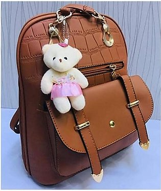 Shopping Gallery Backpack For Women Brown
