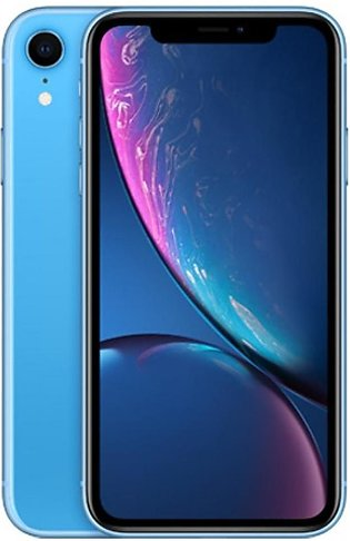Apple iPhone XR 128GB Blue - Non PTA Compliant
