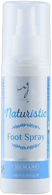 WB By Hemani Naturistic Foot Spray 100ml