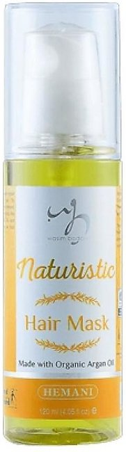 WB By Hemani Naturistic Hair Mask 120ml