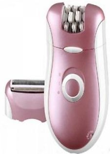 Fashion Mart Epilator For Women Pink (BR-2068)