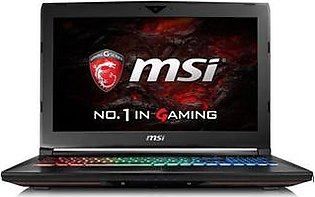 "MSI GT63 Titan-046 15.6"" Core i7 8th Gen GeForce GTX 1080 Gaming Notebook"