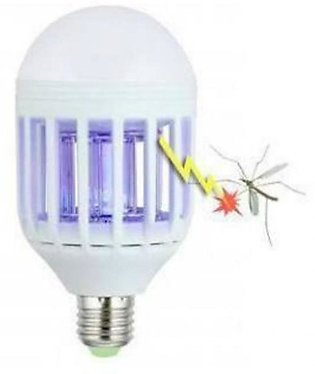 TJ Traders Led Bulb With Mosquito Killer Lamp Led 12W