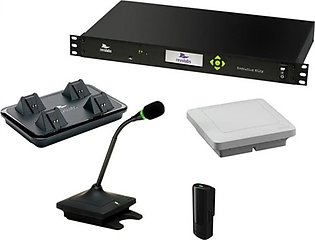 Revolabs Executive Elite 2-Channel Wireless Microphone